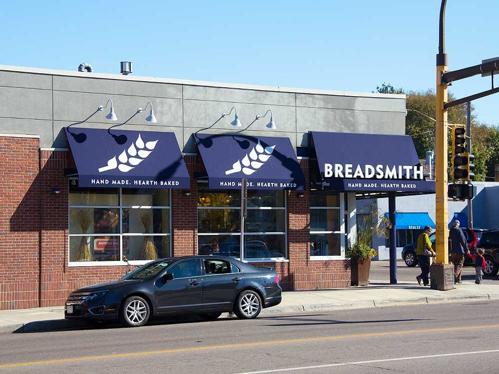 Breadsmith - Awning - St. Paul, MN