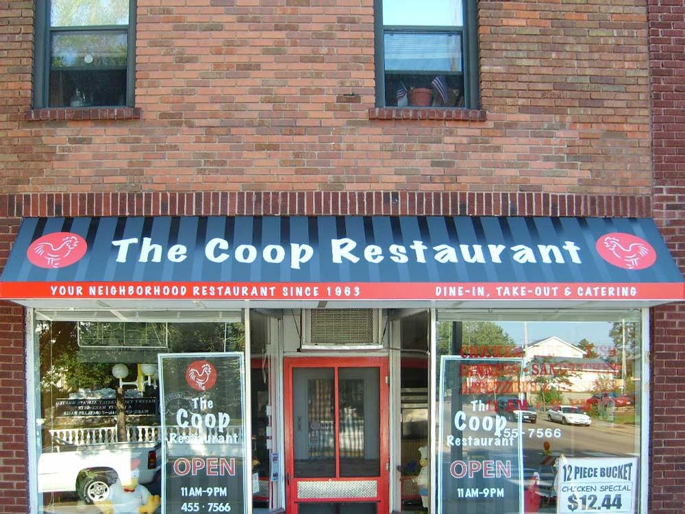 Coop Restaurant - Awning - St. Paul, MN