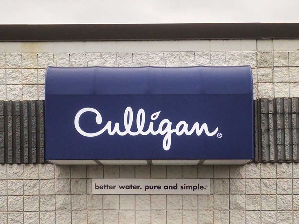Culligan - Awning - Eau Claire, WI