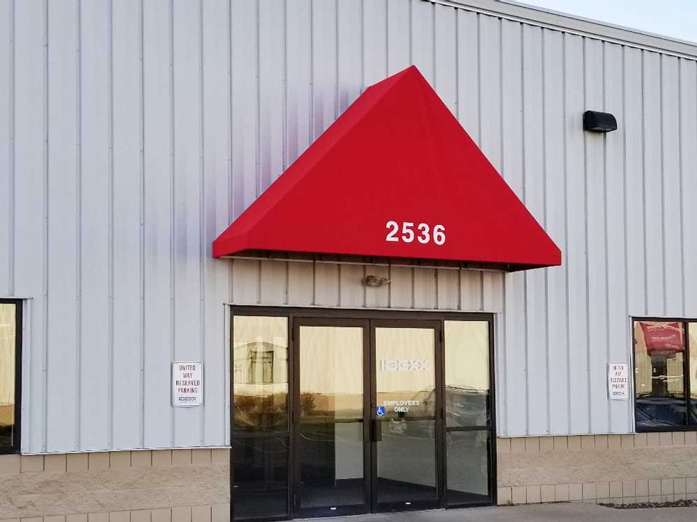 IDEXX - Awning - Eau Claire, WI