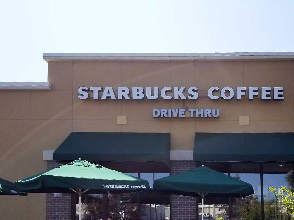 Starbucks - Awnings - Eau Claire, WI