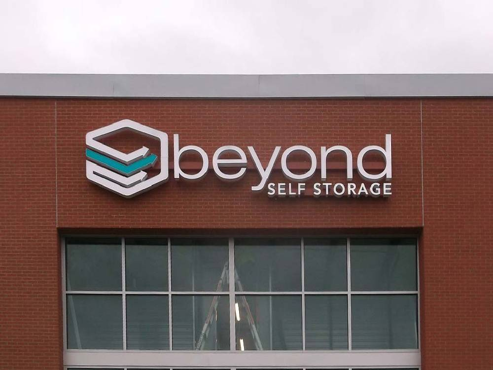 Beyond - Channel Letters - Pittsburg, PA