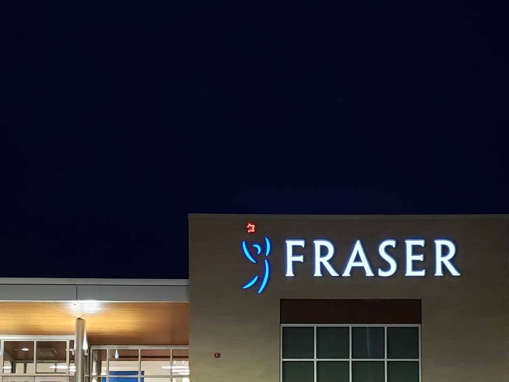 Fraser - Channel Letters - Woodbury, MN