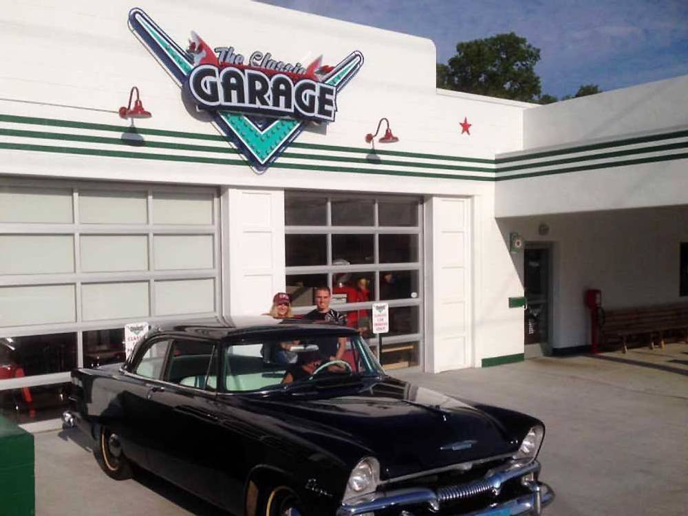 Classic Garage - Custom Sign - Eau Claire, WI