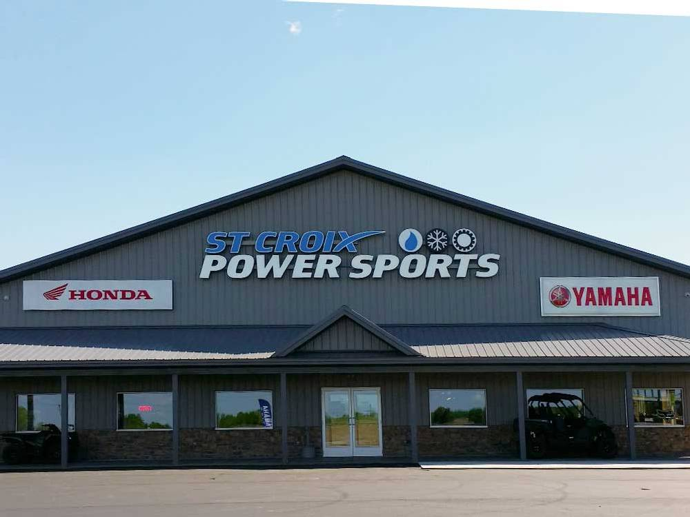 St. Croix Power Sports - Building Signs - New Richmond, WI