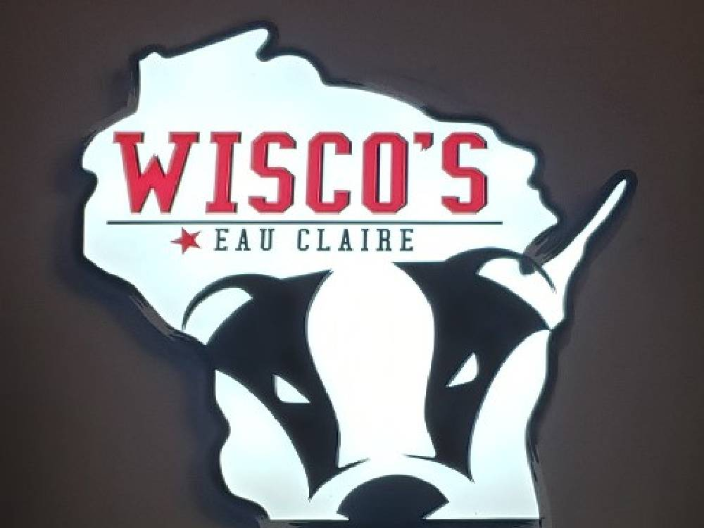 Wisco's Sports Bar - Wall Cabinet - Eau Claire, WI