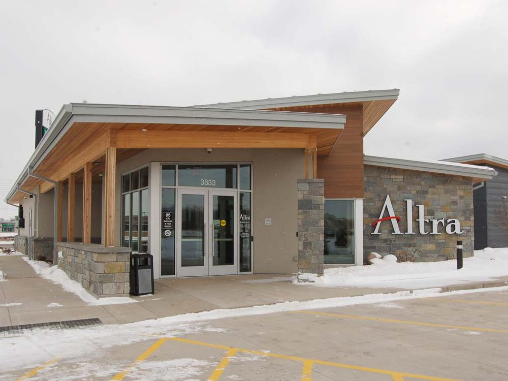 Altra - Building Sign - Rochester, MN