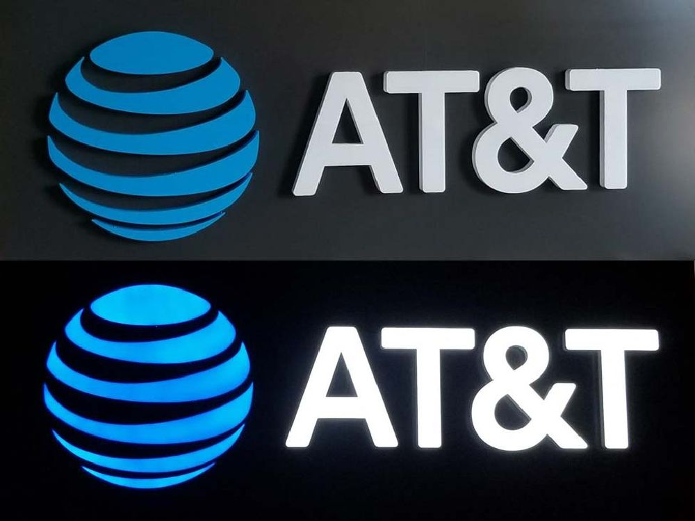AT&T - Channel Letters - Houston, TX