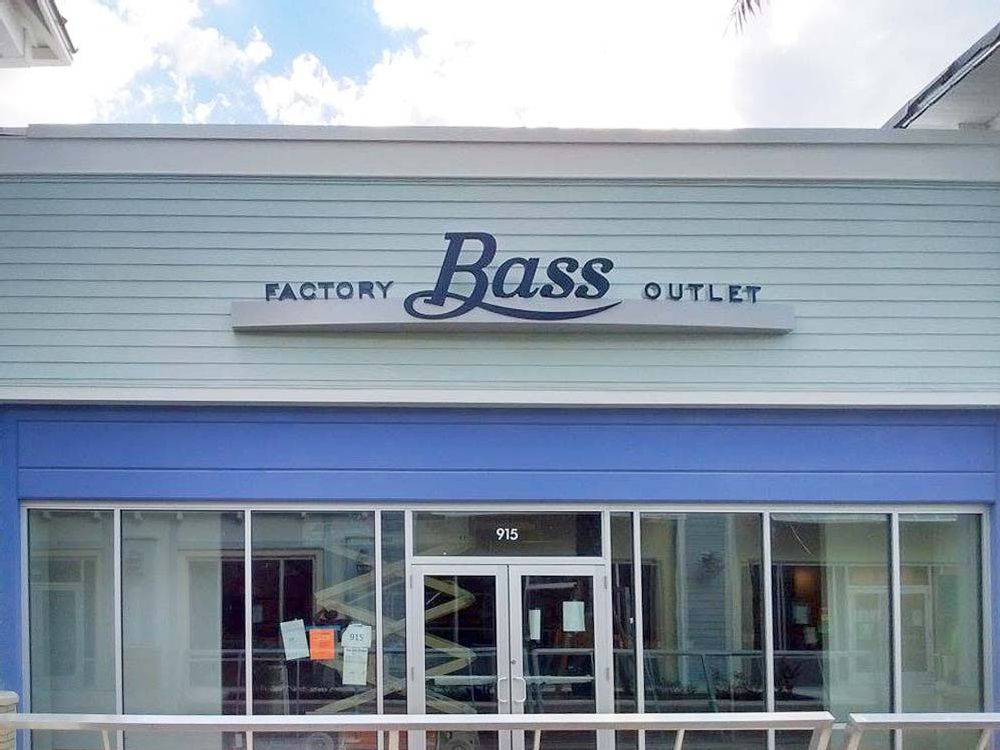 Bass - Channel Letters - Orlando, FL
