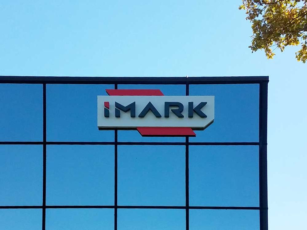 iMARK - Building Sign - Woodville, MN