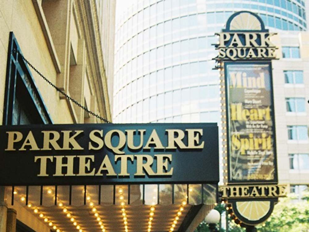 Park Square Theater - Custom Signs - St. Paul, MN