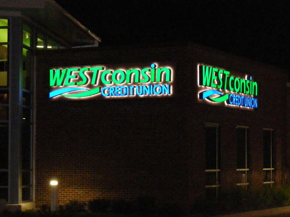 Westconsin Credit Union - Channel Letters