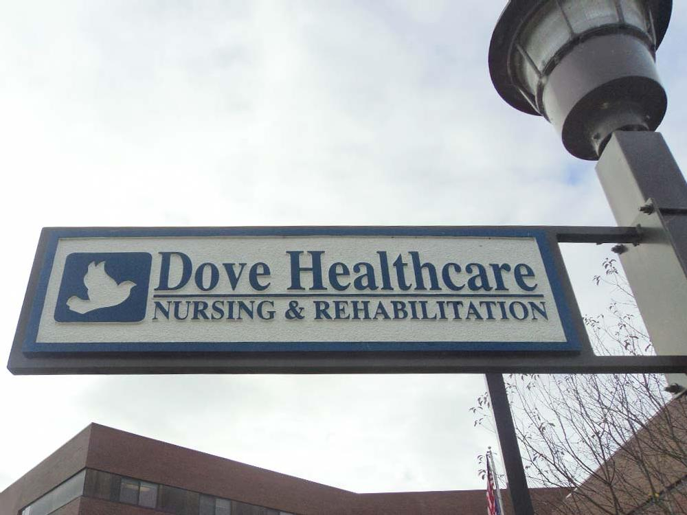 Dove Healthcare - Blade Sign