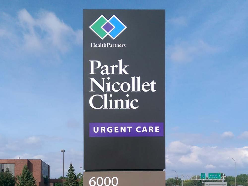 Health Partners - Monument Sign