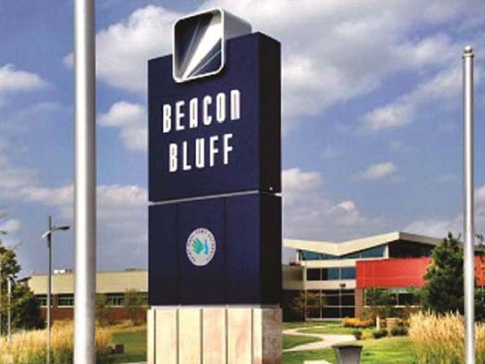 Beacon Bluff - Pylon Sign - St. Paul, MN