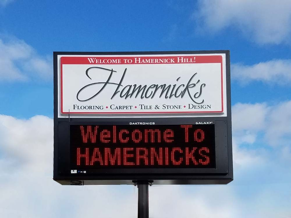 Hammernick's - Pole Sign - St. Paul, MN