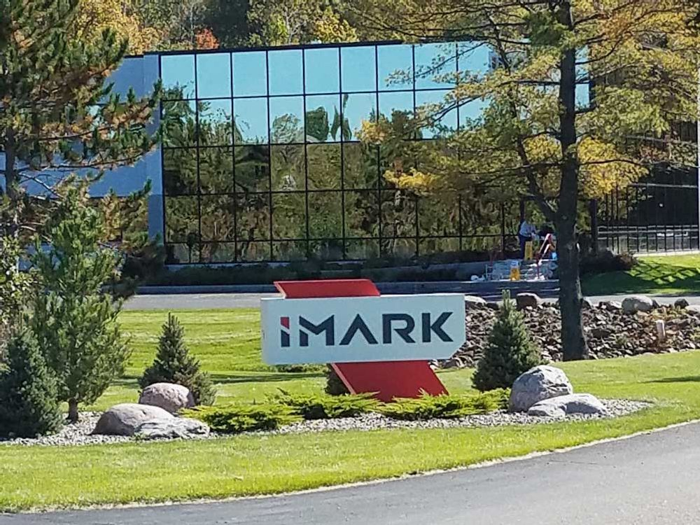 iMARK - Monument Sign - Woodville, MN